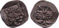 Pfennig 1350-1390 Pfalz-Oberpfalz Rupert I...