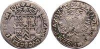 Schilling 1609-1624 Kleve Possidierende Fü...