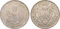 3 Reichsmark 1931  A Weimarer Republik Ged...