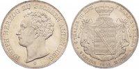 Doppeltaler 1841  G Sachsen-Altenburg Jose...
