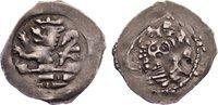 Herzoglicher Pfennig, 1250 Regensburg, her...