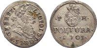 Poltura 1701  PH Haus Habsburg Leopold I. 1657-1705. sehr schön  35,00 EUR  +  4,50 EUR shipping