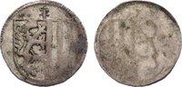 Einseitiger Pfennig 1465-1482 Sachsen-Mark...