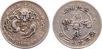 10 Cents  1875-1908 China Kwang Su 1875-1908. kl. Kratzer, sehr schön  125,00 EUR  +  4,50 EUR shipping