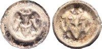 Brakteat 1310-1330 Helmstedt, Abtei Wilhel...