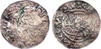 Denar 1012-1033 Böhmen Ulrich 1012-1033. l...