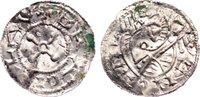 Denar 1037-1055 Böhmen Bretislaw I. 1037-1...