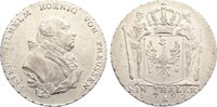 Taler 1797  A Brandenburg-Preußen Friedric...