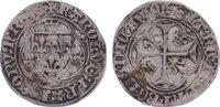 Blanc à la couronne 1483-1498 Frankreich K...