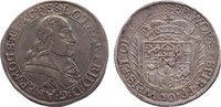 1/2 Sortengulden zu 30 Kreuzer 1673 Mainz,...