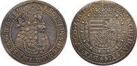 Taler 1696 Haus Habsburg Leopold I. 1657-1...