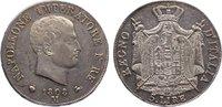 5 Lire 1808  M Italien-Königreich (unter N...