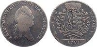Taler 1781 Sachsen-Albertinische Linie Fri...