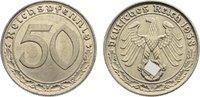 50 Reichspfennig 1938  A Drittes Reich Kur...