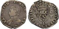 Teston 1564  L Frankreich Karl IX. 1560-15...