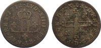 30 Deniers aux 2L couronnés 1 1712  D Fran...