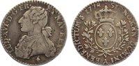 1/10 Écu 1 1778  A Frankreich Ludwig XVI. ...