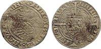 1/2 Gros 1425-1451 Luxemburg Elisabeth von...
