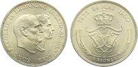 5 Kronen 1960  CS Dänemark Frederik IX. 19...