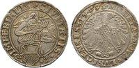 Taler 1549 Lübeck, Stadt  kl. Schrötlingsf...
