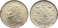 Taler 1867  B Sachsen-Albertinische Linie ...
