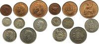 6 Pence 1939 Großbritannien George VI. 193...