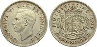 Crown 1937 Großbritannien George VI. 1936-...