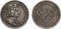 Silberne Miniaturmedaille ohne Jahr (Ome 1...