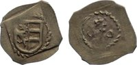 Pfennig 1441-1452 Salzburg, Erzbistum Frie...