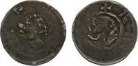Pfennig 1353-1381 Coburg, wettinische Münz...