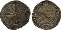 Blan-gros 1383-1388 Luxemburg Wenzel II. 1...