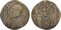 Testone 1598 Italien-Kirchenstaat Clemens ...