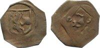 Pfennig 1452-1461 Salzburg, Erzbistum Sigi...