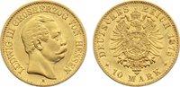 10 Mark 1875  H Hessen Ludwig III. 1848-18...
