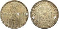 2 Reichsmark 1934  F Drittes Reich Gedenkmünzen 1933-1945. Patina, kl. ... 12,00 EUR  +  1,50 EUR shipping