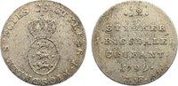 1/15 Speciesdaler 1799  MF Dänemark Christian VII. 1766-1808. sehr schö... 80,00 EUR  +  4,50 EUR shipping