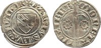 Doppel Denier 1390-1431 Lothringen, Herzog...