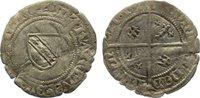 1/2 Groschen 1390-1431 Lothringen, Herzogt...