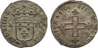 16 Deniers de Strasbourg 1701  BB Frankreich Ludwig XIV. 1643-1715. sch... 35,00 EUR  +  4,50 EUR shipping