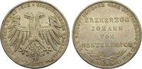 Doppelgulden 1848 Frankfurt, Stadt  Prachtexemplar, fast Stempelglanz  375,00 EUR free shipping