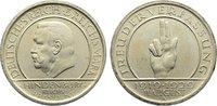 5 Reichsmark 1929  A Weimarer Republik Gedenkmünzen 1918-1933. vorzügli... 110,00 EUR  +  4,50 EUR shipping