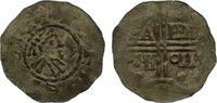Pfennig 1020-1051 Emden, gräflich Hamaländ...