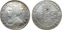 Shilling 1711 Großbritannien Anne 1702-1714. kl. Kratzer, sehr schön  145,00 EUR  +  4,50 EUR shipping