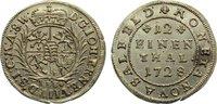 Doppelgroschen 1728 Sachsen-Saalfeld Johann Ernst VIII. 1680-1729. sehr... 425,00 EUR free shipping
