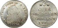 8 Gute Groschen 1760 Pommern-unter schwedischer Besetzung Adolph Friedr... 145,00 EUR  +  4,50 EUR shipping