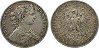 Taler 1860 Frankfurt, Stadt  sehr schön  30,00 EUR  +  4,50 EUR shipping