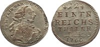 1/12 Taler 1760 Sachsen-Hildburghausen Ernst Friedrich Karl 1745-1780. ... 345,00 EUR  +  4,50 EUR shipping