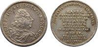 Silberabschlag vom Dukaten 1732  K Sachsen-Gotha-Altenburg Friedrich II... 275,00 EUR  +  4,50 EUR shipping