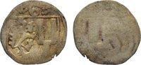 Einseitiger Pfennig 1493-1531 Schwarzburg-...