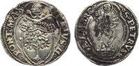 1/3 Grosso 1503-1513 Italien-Kirchenstaat Julius II. 1503-1513. Belag, ... 185,00 EUR  +  4,50 EUR shipping